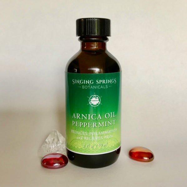 Arnica Oil Peppermint