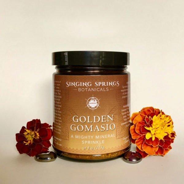 Golden Gomasio