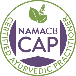 Certified Ayurvedic Practitioner