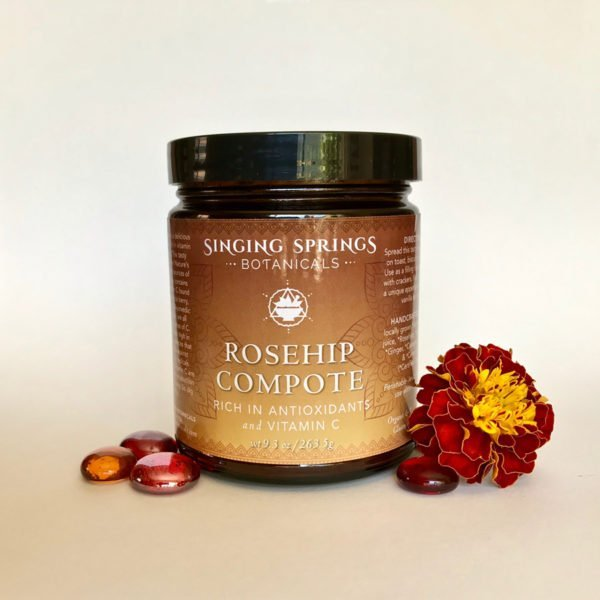 ROSEHIP COMPOTE